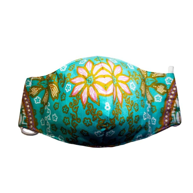 Batik Face Mask - Premium 18 - Jadi Batek